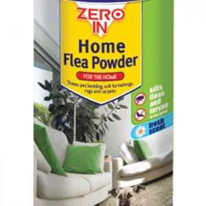 STV Zero In Home Flea Powder 300g