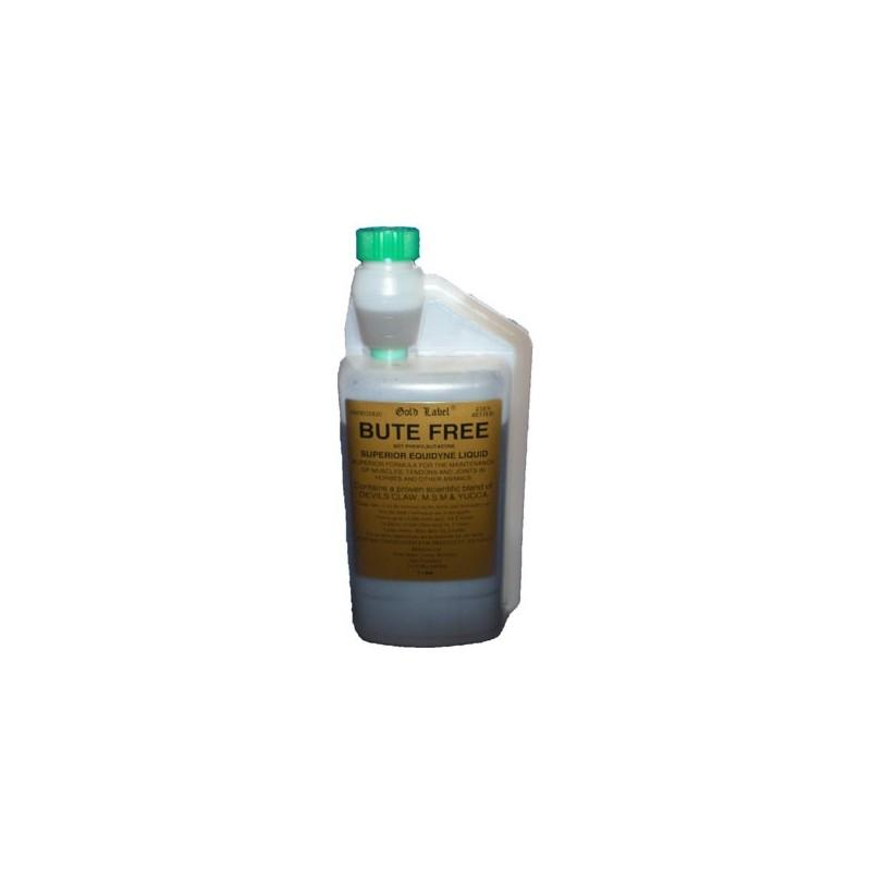 Gold Label Bute Free 1 Ltr