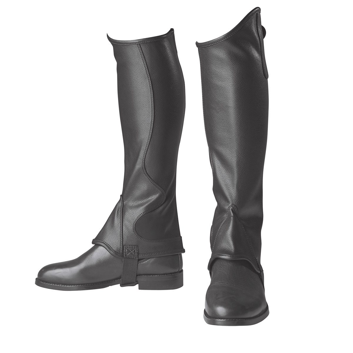 Harry Hall Ludlow Gaitor / Half Chaps - Junior
