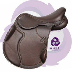Cavaletti Monoflap Jump Saddle