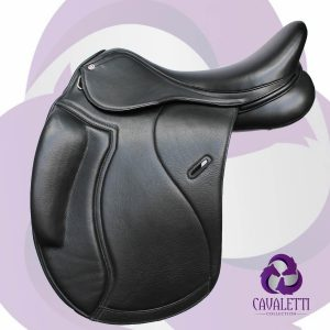 Cavaletti Monoflap Dressage Saddle