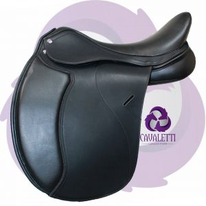 Cavaletti Synthetic Dressage Saddle