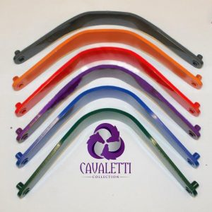 Cavaletti Saddle Gullet Bar Plate
