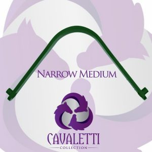 Cavaletti Saddle Gullet Bar Plate Narrow Medium