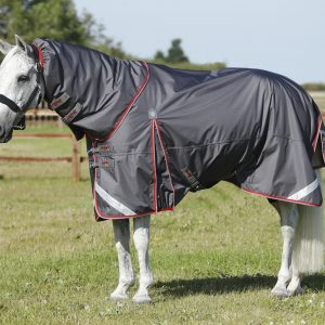 Premier Equine Buster 50 Turn Out Rug Grey