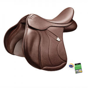 Bates All Purpose Saddle Opulence Leather