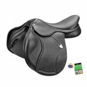 Bates Elevation+ Jump Saddle