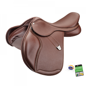Bates Pony Elevation Jump Saddle