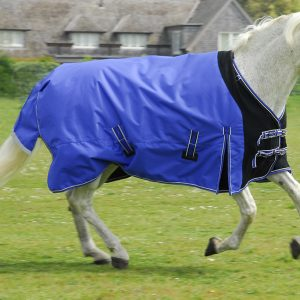 Rhinegold Elite Storm Outdoor Turnout Rug With Waterproof Stretch Chest Panel