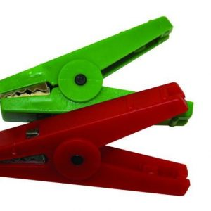 Agrifence Crocodile Clips