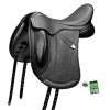 Bates Innova Mono Dressage Saddle Luxe Leather