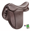 Bates Pony Show Saddle Luxe Leather